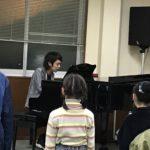 清永雅也チャリティーコンサート2019に向けて合わせ練習をしました!