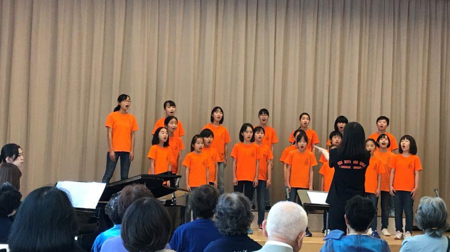 平成音楽大学合唱フェスタ2019に出演しました♪