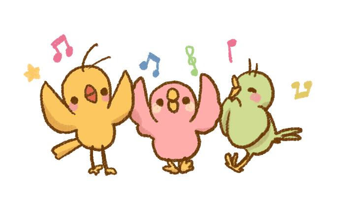 金子みすゞの合唱曲を練習しています♪歌って踊ってとにかく楽しい!